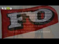 Montage Vidéo Kizoa: ELECTIONS CE DP EURODIF VOTEZ FO