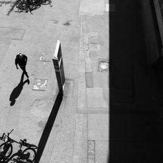 Street Black And White Photo, Aerial Photography, Framed Wall Art, Urban Print, Home Decor Wall Art, Decor Art, Shadow Print, Printables by AmadeusLong on Etsy