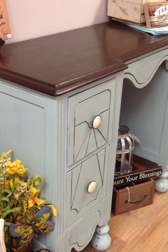 One Of My New Favorites Now Available Furniture Refinishing Makeover