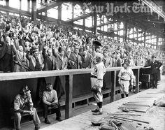 Ebbets Field, Brooklyn - 1933