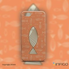 MENS  illustration Retro Fish iPhone5 case iPhone by InfigoDesign, $21.95 #ACCESSORIES