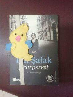 Kitap ayracı :)