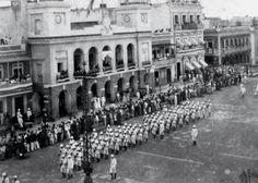 Evacuación de las Tropas Españolas en 1898,después de 405 años. San Juan