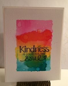 watercolor cards day 1 | Flickr - Photo Sharing!