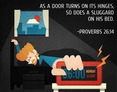 Proverbs 26:14 | Flickr - Photo Sharing!
