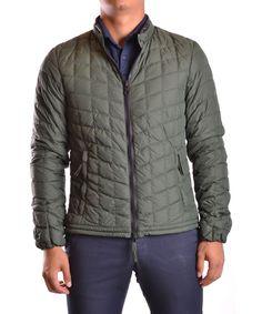 DUVETICA Duvetica Men'S Mcbi109010O Green Polyamide Outerwear Jacket'. #duvetica #cloth #coats & jackets