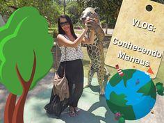 Vlog: Conhecendo Manaus