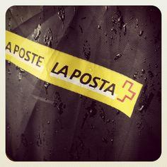 #Rain #Swisspost #gelb