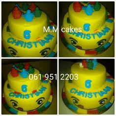Character Cakes, Wedding Cakes, Birthday Cake, Desserts, Food, Tailgate Desserts, Birthday Cakes, Meal, Wedding Pie Table