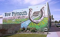 New Plymouth, ID (Pop. 1538) is one of those welcoming, charming small towns that makes the Gem State such a special place to live.