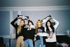 Your source of news on YG's current biggest girl group, BLACKPINK! Iconic Photos, Blackpink Photos, Kim Jennie, Yg Entertainment, South Korean Girls, Korean Girl Groups, Rapper, M Instagram, Blackpink Members