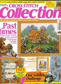 Cross Stitch Collection N'108