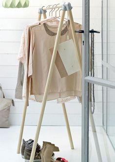 DIY Garderobe | The Rusty Home