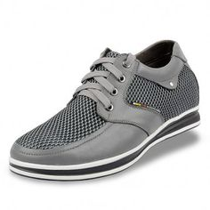 height increasing breathable casual shoes for men  summer elevator shoes taller  6cm / 2.36inches