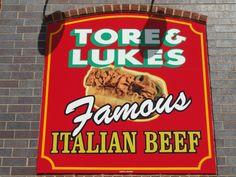Italian Beef Sandwiches, Arlington Heights, Italian Dishes, Sandwich Recipes, Illinois, Nostalgia, Chicago, Italian Side Dishes, Italian Meals