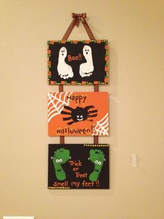 DIY Halloween Craft Ideas for Kids! dayofthedead DIY Halloween Craft Ideas for Kids! Theme Halloween, Holidays Halloween, Happy Halloween, Halloween Costumes, Halloween Artwork, Halloween Clothes, Halloween Symbols, Halloween Painting, Halloween Prints