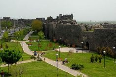 Diyarbakır Neleri Meşhur - Diyarbakır Surları