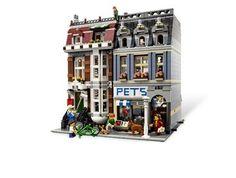 LEGO : レゴ 10218 Pet Shop ペットショップ LEGO
