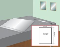 How to Cut Mirror: 7 steps (with pictures) - wikiHow