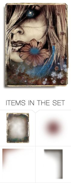 """Danna"" by funkyjunkygypsy ❤ liked on Polyvore featuring art"