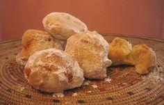 Maandazi chewy sweet fried dough from Kenya