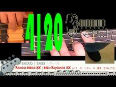 Rítimica Básica BX 4 | Basic Rhythmics BX 4 |四 :バス の  リズム の 基本[きほんてき]