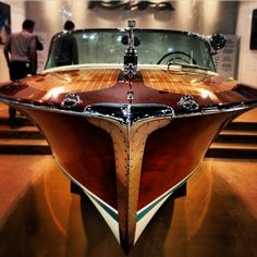 Boat Discover Aexer Riot Devintage theyachtguy: The Classics Never Die Photo By Sailboat Plans, Wood Boat Plans, Boat Building Plans, Wooden Model Boats, Wood Boats, Duck Blind Plans, Chris Craft Boats, Classic Wooden Boats, Classic Boat