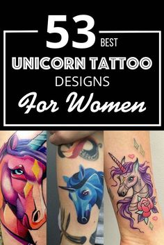 Share Tweet Pin Mail As far a girly tattoos go, unicorn designs are among the most popular, and once you take a look at some ...