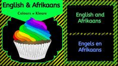 Learn your colours in English and Afrikaans.Ideal for English people learning Afrikaans and for Afrikaans people learning English.Practice the spelling in both languages.Booklet has 16 pages. English People, Learning English, Blue Butterfly, Afrikaans, Languages, Booklet, Spelling, Worksheets, Colours