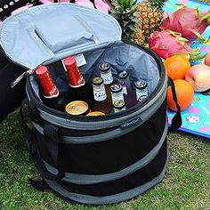 ZHEN Outdoor picnic camping car baolengbing package seal Waterproof insulated bags folding -- Check this awesome product by going to the link at the image.(This is an Amazon affiliate link)