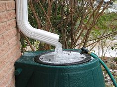 Keeping mosquitoes out of your rain-barrels