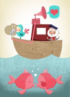 LISA HUNT - professional children's illustrator, view portfolio