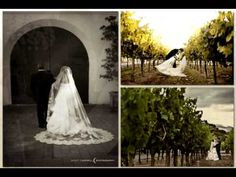 Weddings at Chateau Julien Wine Estate in Carmel Valley, CA  www.chateaujulien.com