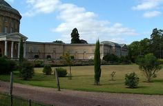 Ickworth House - south of bury st edmonds