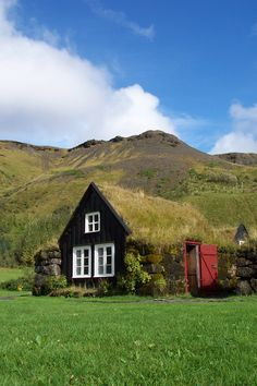 Vakantiehuisje in IJsland? / Iceland