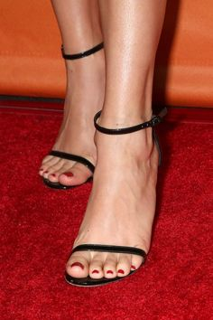 Watch Pictures of Amber Stevens's Feet on wikiFeet - a free collaborative site featuring Celebrity-Feet pictures. It is Probably the largest celebrity feet database EVER! Stilettos, Pumps, Beautiful High Heels, Gorgeous Feet, Sexy Legs And Heels, Hot High Heels, Sexy Sandals, Bare Foot Sandals, Ankle Strap Heels