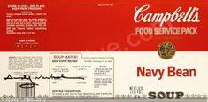 Campbell Soup Labels | medium campbell s soup label etiquette de campbell s soup