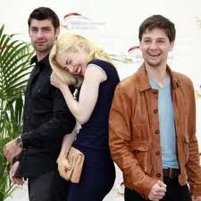 charlotte sullivan, Travis Milne and Gregory Smith Rookie Blue