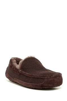 Ascot UGGpure™ Lined Slipper by UGG Australia on @nordstrom_rack