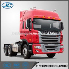 """""""Brand new 375HP 6*4 JAC heavy-duty tractor truck, trailer truck, truck and trailer for sale"""""""