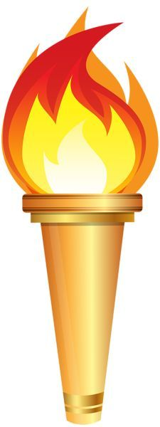 Senior Olympics, Office Olympics, Sports Day Decoration, Fire Torch, Clip Art, Sports Images, Torch Light, Winter Sports, Olympic Games