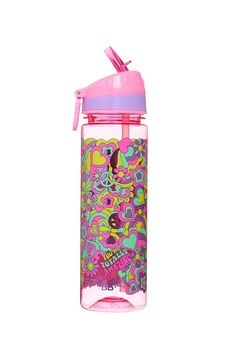 Drink up and stay hydrated with this flip top spout bottle! Comes in cool designs from our Good Vibes collection and coordinates with a range of Smiggle essentials. Tritan Body With PP Lid Cute Water Bottles, Drink Bottles, Tea Sets For Sale, Unicorn Pencil Case, Colorful Backpacks, Iphone Cases Cute, Home Automation System, Dry Well, Makeup Organization