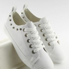 Biele dámske tramky na šnúrovanie 2 Sport, Sneakers, Fashion, Tennis, Moda, Deporte, Slippers, Fashion Styles, Sports