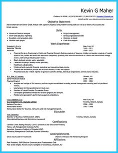 Nice Cool Credit Analyst Resume Example From Professional, Check More At  Http://
