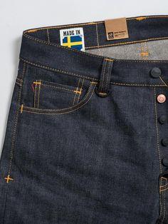 Sarva jeans Riekte Sami Selvedge Denimhunters