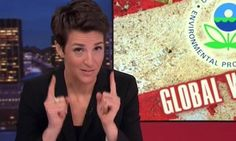 Rachel Maddow Issues Warning Over Trump's Climate Gag Order: 'Data Is Disappearing' | The Huffington Post