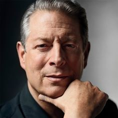 Al Gore is voting Clinton for the climate