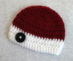 Baby Boy Girl Christmas Hat Newborn by BlossomsByJuneLynn on Etsy, $17.00