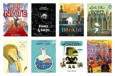Fantastic roundup of the best kids books of 2014 - all the awards and best-of lists in one place.