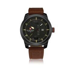 NAVIFORCE Top Brand New Arrival 2016 Quartz Men Sports Wristwatch Watches Men Business Classic Electronics Gift Watch relogio